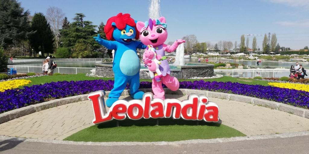Leolandia Hotel- Mia e Leo