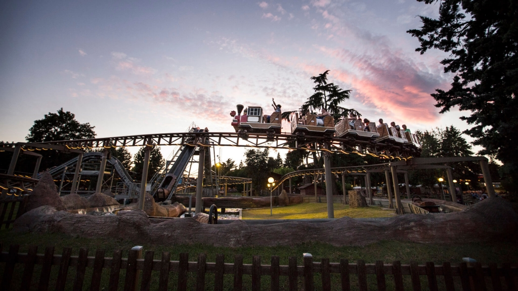 Leolandia Hotel - Mine Train