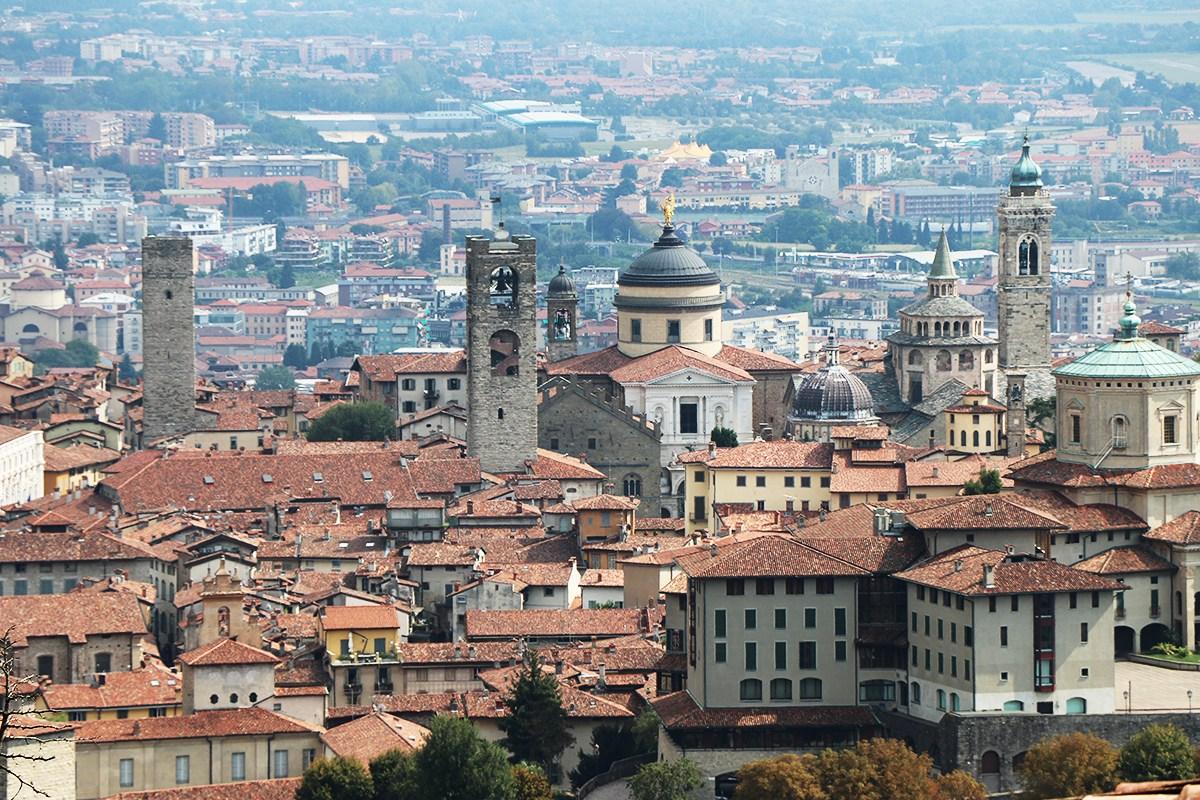 Hotel vicino Bergamo Alta