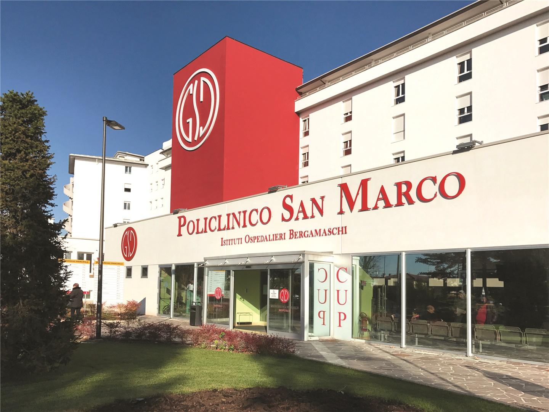 Hotel vicino Policlinico San Marco