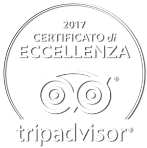 Certificato di eccellenza 2017 Hotel Aspromonte